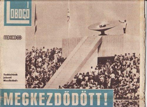 Megnyilt a mexikói olimpia