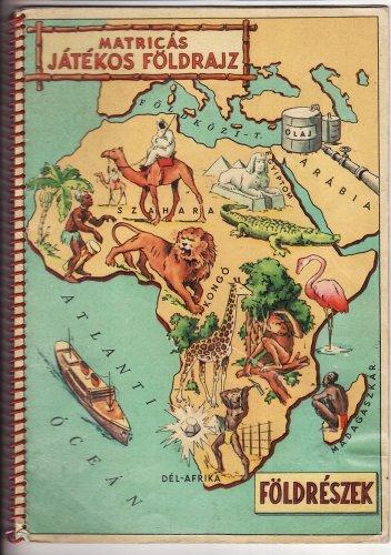 Matricás földrajz atlasz