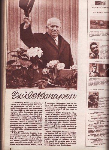 Hruscsov 70 éves