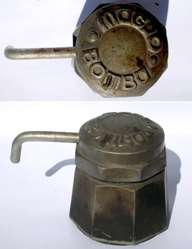 Magro bomba kávéfőző