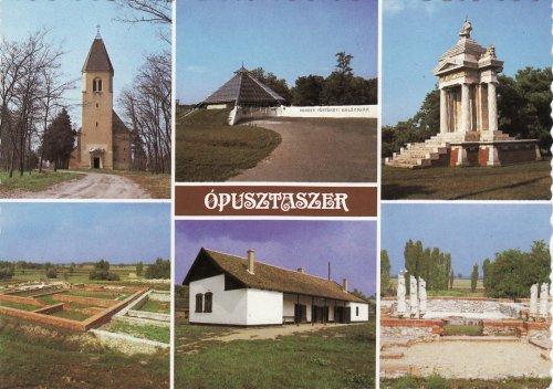 Ópusztaszer nemzeti emlékpark