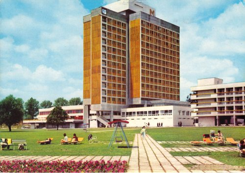 Balatonfüred Marina Hotel
