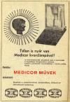 Medicor kvarclámpa