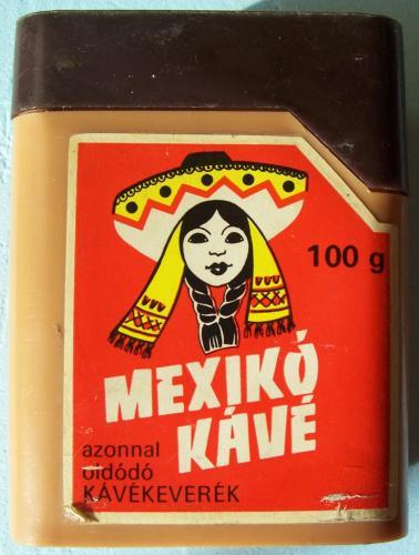 Mexiko kávé