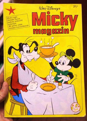 Micky magazin