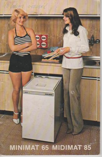 Hajdú Minimat 65 mosógép