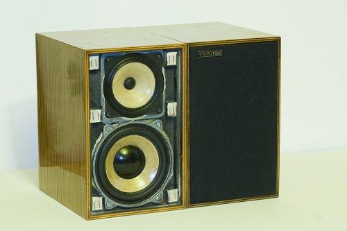 Videoton DT132E Minimax hangsugárzók felújítása