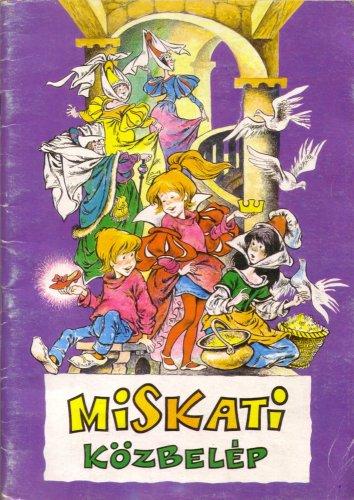 Miskati közbelép képregény