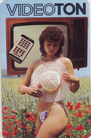 Videoton Infra Color televízió