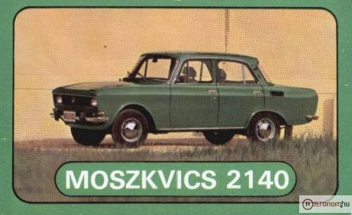 Moszkvics 2140