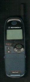 Motorola Dual Band mobiltelefon - M3688
