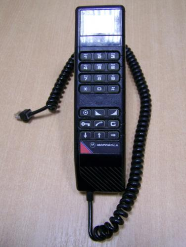 Motorola gépkocsi telefon