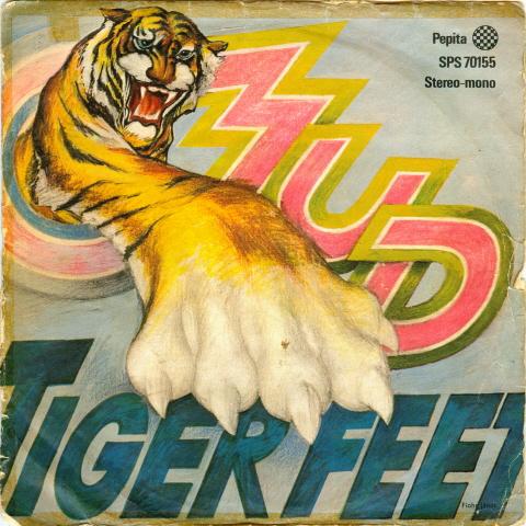 Tiger Feet lemez