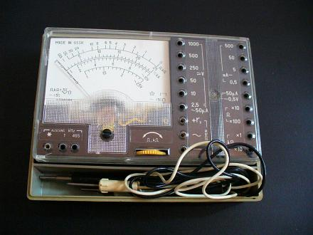 Univerzális mérőműszer (C4323)