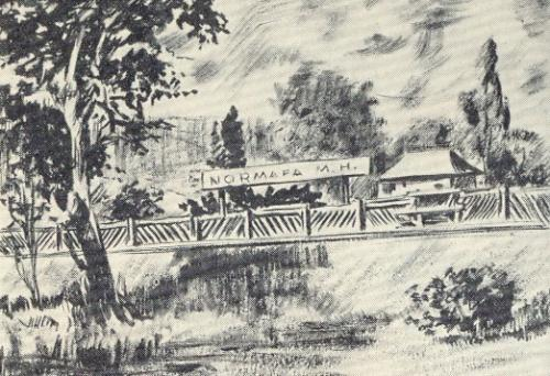 Úttörővasút Normafa állomás