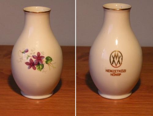 Csepel Vas és Fémművek váza