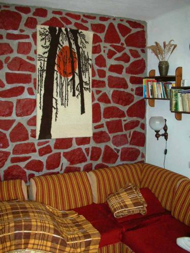 Balatoni nyaraló szobabelső