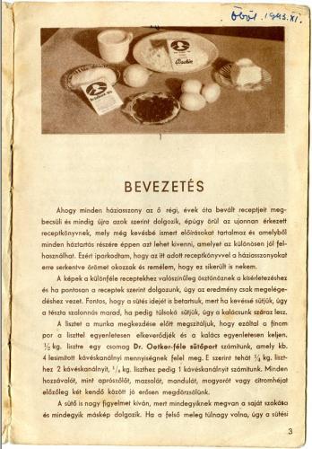 Dr.OETKER sütemény-receptek