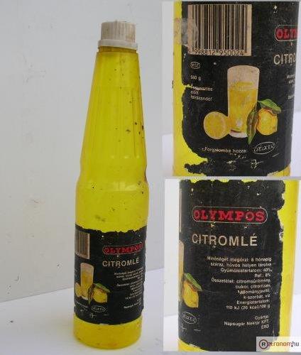 Olympos citromlé nagy