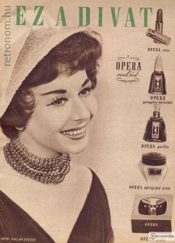 Opera kozmetikumok
