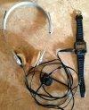 Tempick kvarcóra beépitett rádióval