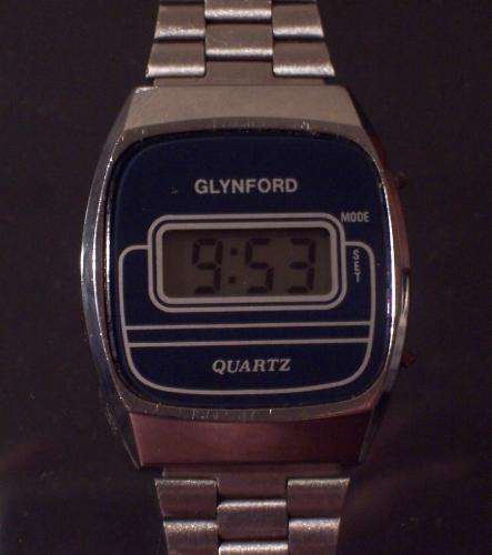 Clynford kvarcóra