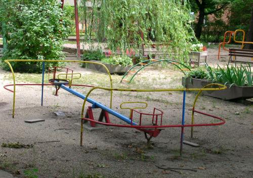 Óvodai játszótér