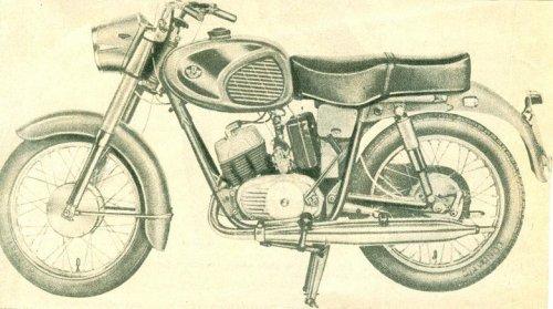 Pannónia P20 motorkerékpár