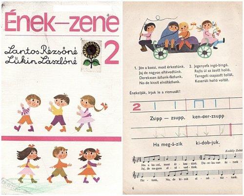 Ének-Zene tankönyv - 2 osztály