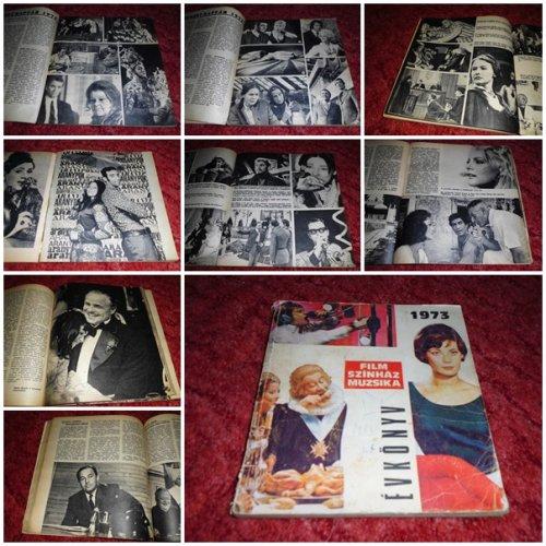 Film színház muzsika évkönyv 1973