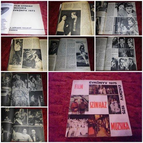 Film színház muzsika évkönyv 1975