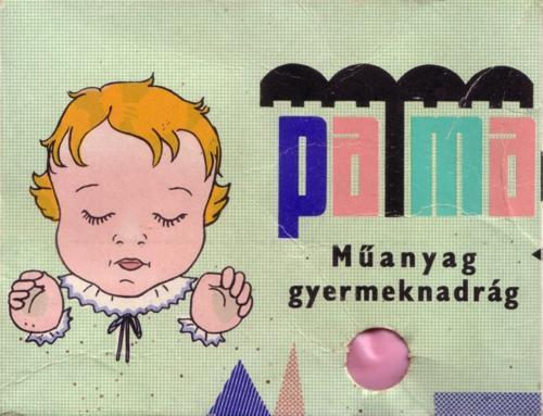 Palma műanyag gyermeknadrág