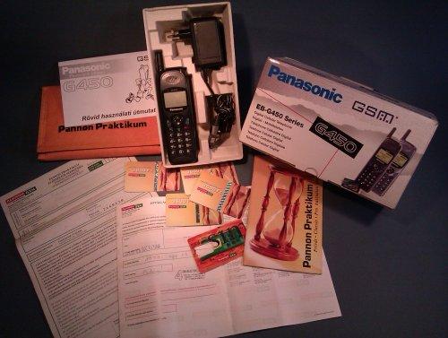 Panasonic mobiltelefon - GD-450