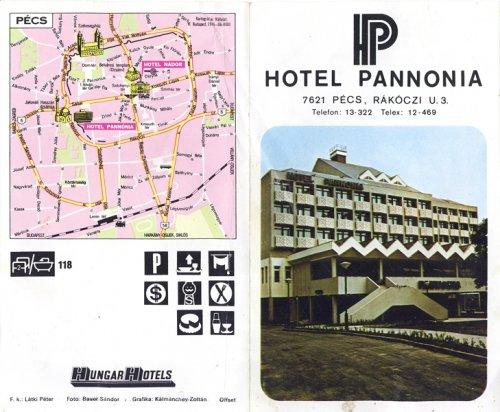 Hotel Pannonia - Pécs
