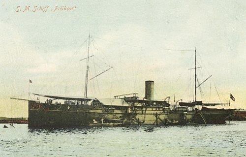 Pelikan tengeralattjáró bázishajó