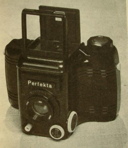 Perfekta fényképezőgép