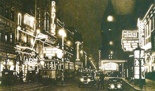 pesti Broadway