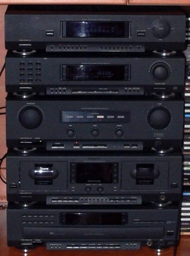 Philips hi-fi torony 900 -as sorozat 1993-1995
