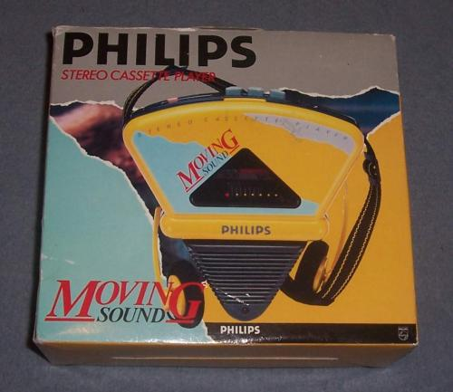 Philips Walkman D6608