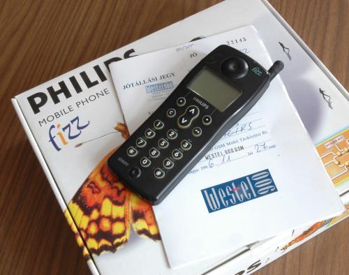 Philips  fizz mobiltelefon