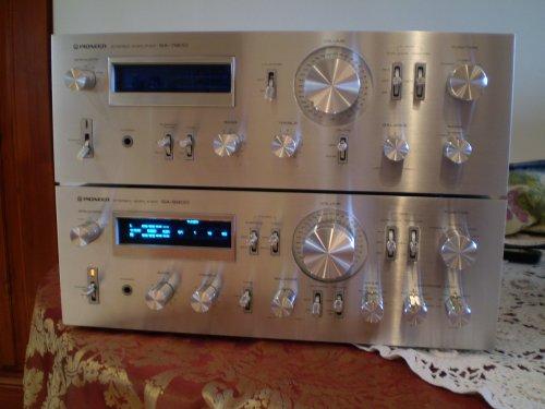 Pioneer  SA -7800 SA-8800