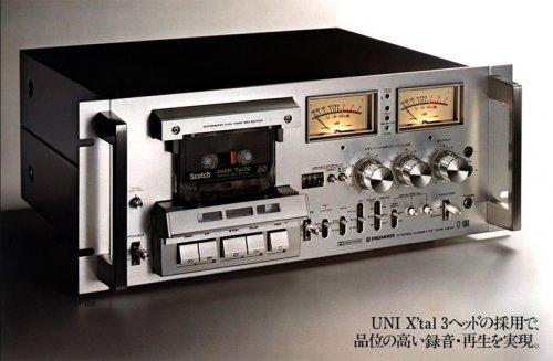 Pioneer CT-F1000