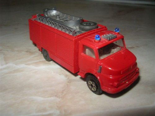 Tűzoltó Mercedes