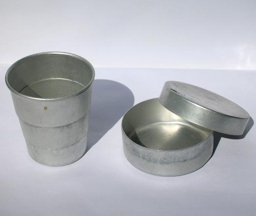 Camping pohár alumínium