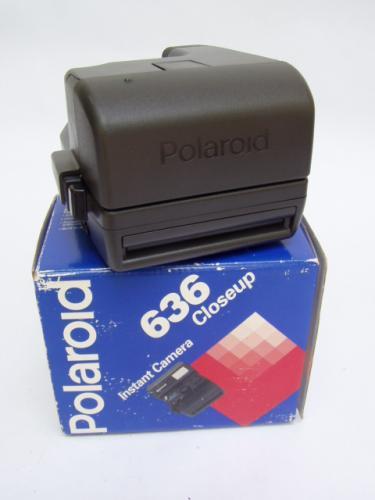 Polaroid 636 fényképezőgép