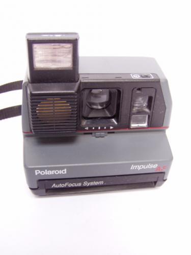Polaroid fényképezőgép