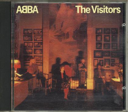 Abba világ első CD lemeze