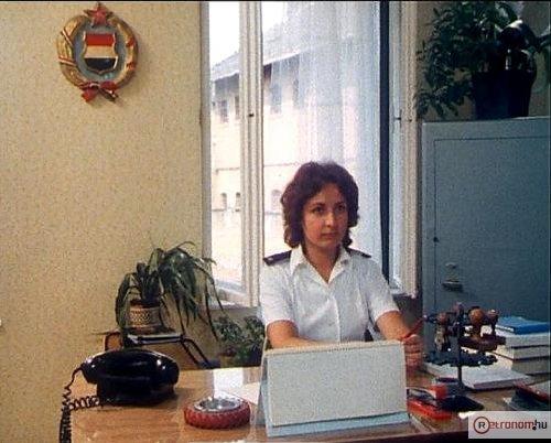 Rendőrnő (1984)