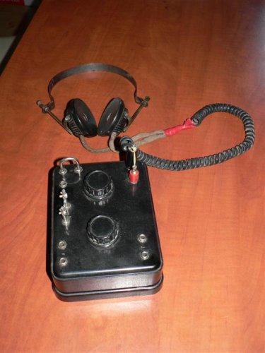 Detektoros rádió