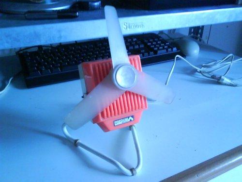 Predom-metrix ventillátor